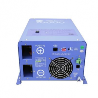 Pure sine inverter/charger
