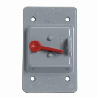 Plastic Electrical Boxes